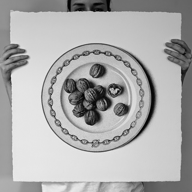 36-Wallnuts-C-J-Hendry-Hyper-Realistic-Drawings-of-Food-www-designstack-co