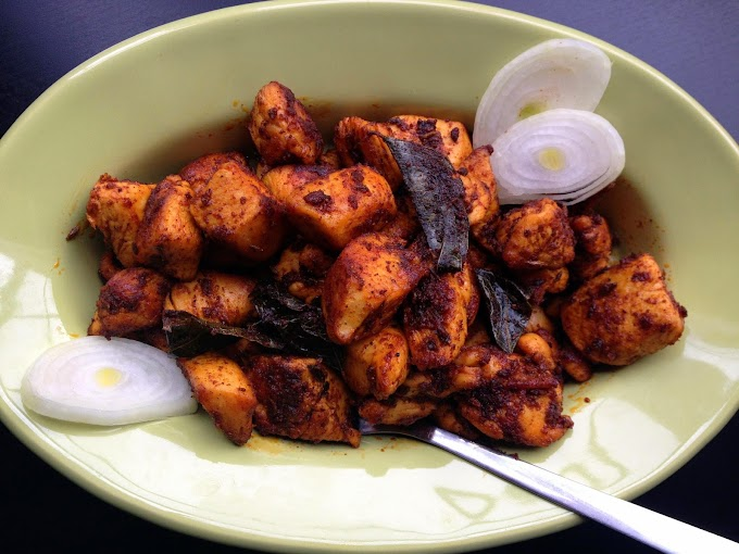 Chicken fry  Spicy