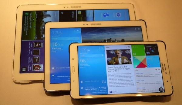 Galaxy Tab Pro 12.2, 10.1, 8.4