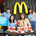 dtac reward Customers Enjoy 4 Popular McDonald's Menus at Only THB 99 Latest Privilege by dtac & McDonald's  Plus! Receive Special Privileges All Year Worth Over THB 13M
