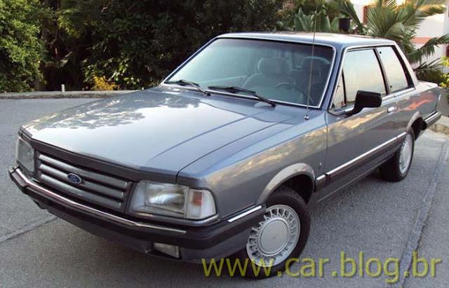 Ford Del Rey Guia 1.8 1989