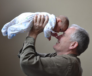 Image: Grandpa Baby Love, by Bryandilts on Pixabay