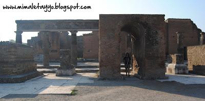 Pompeya, Italia
