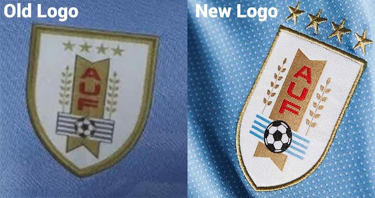 Camiseta Uruguay 2018