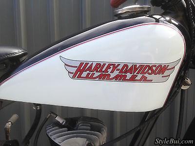 Harley Davidson Hummer B: Chiếc Harley đầu tiên của Elvis