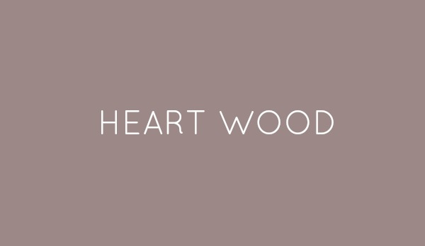 Color Futures 2018: Heart Wood
