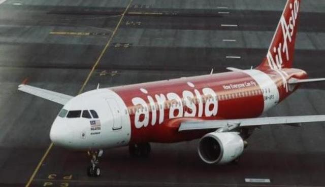 Pesawat AirAsia Terjun Bebas Hingga 20 Ribu Kaki