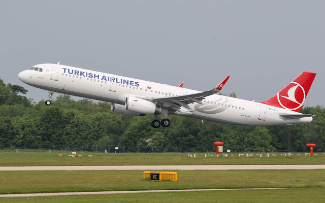Turkish Airlines Airbus A321 TC-JTH