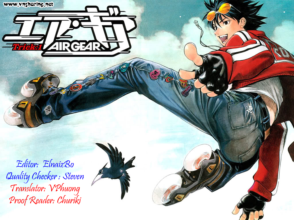 Air Gear Chap 178
