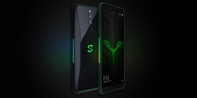 Xiaomi Black Shark Helo announced with new design and 10GB of RAM
