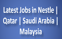 Latest Jobs in Nestle