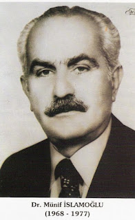 Dr. Münif İslamoğlu kimdir?