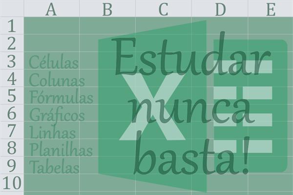 Aprenda a usar e criar planilhas eletrônicas no Excel com cursos e E-books