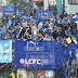 «Κάηκε» το Λέστερ στην παρέλαση των πρωταθλητών (video+photos)
