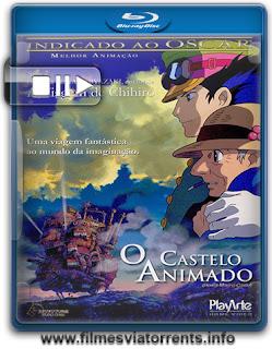 O Castelo Animado Torrent – BluRay Rip 720p e 1080p Dual Áudio 5.1 (2004)