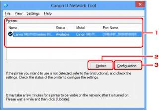 Canon IJ Network Tool Windows 7 Free Download