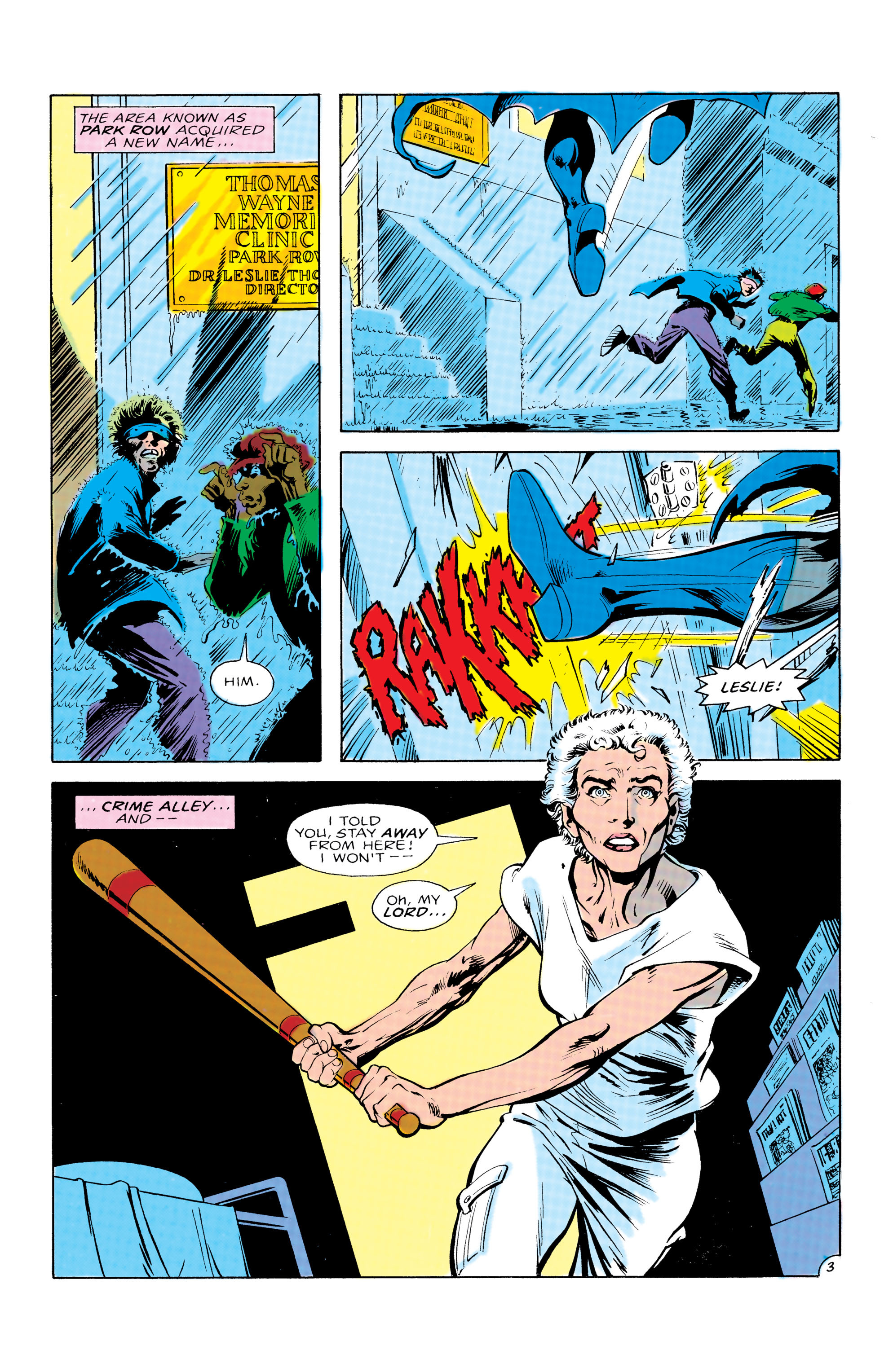 Detective Comics (1937) 574 Page 3