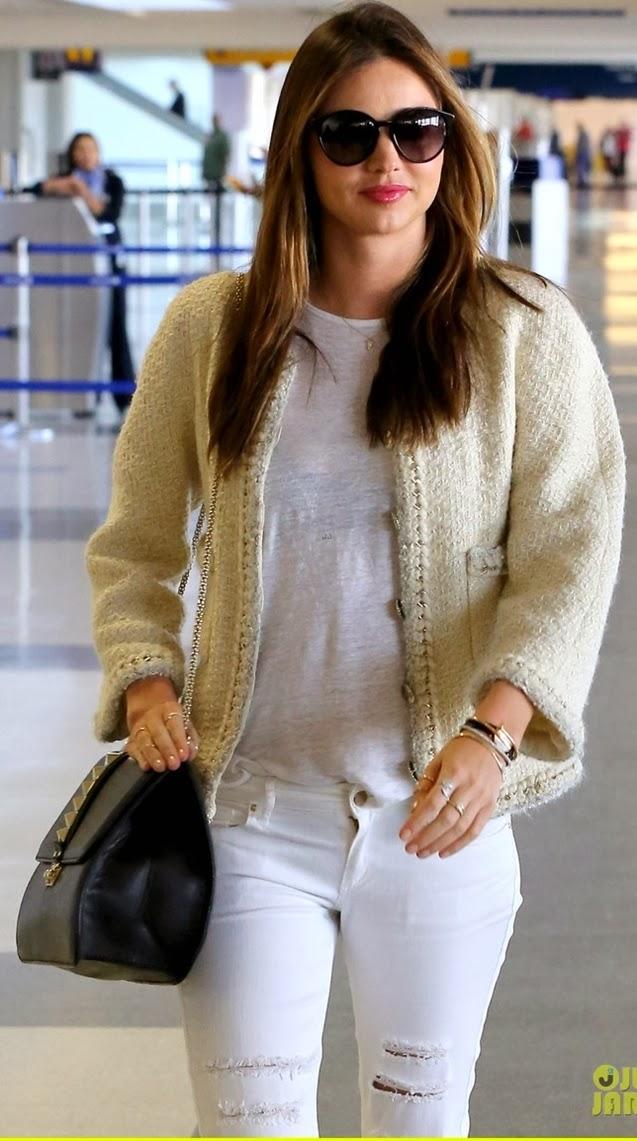 Miranda Kerrin Stilinin İlham Kaynağı Kim