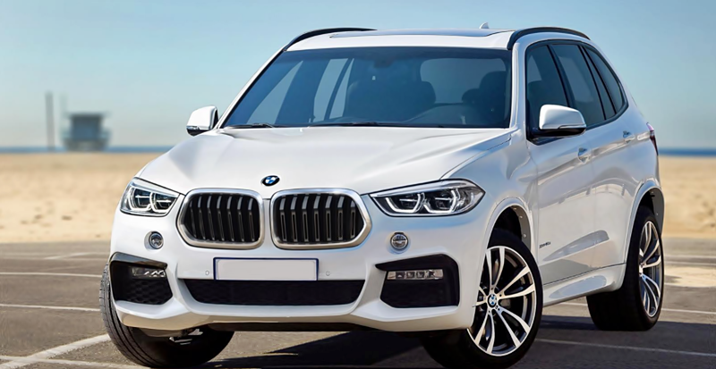 2018 BMW X5 Model Changes Interior