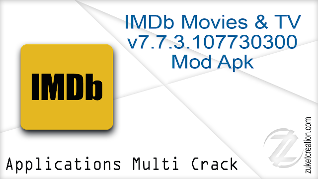 IMDb Movies & TV v7.7.3.107730300 Mod Apk