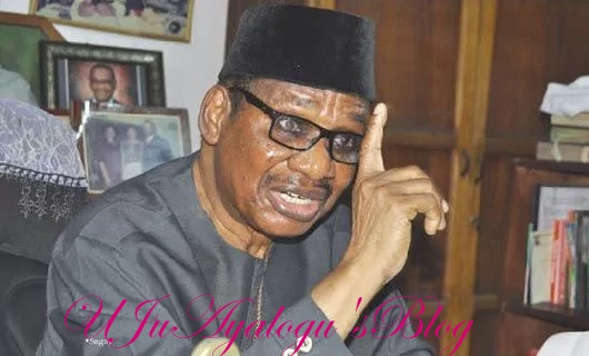 Stop Weeping, Arm Benue People To Defend Themselves, Sagay Tells  Ortom