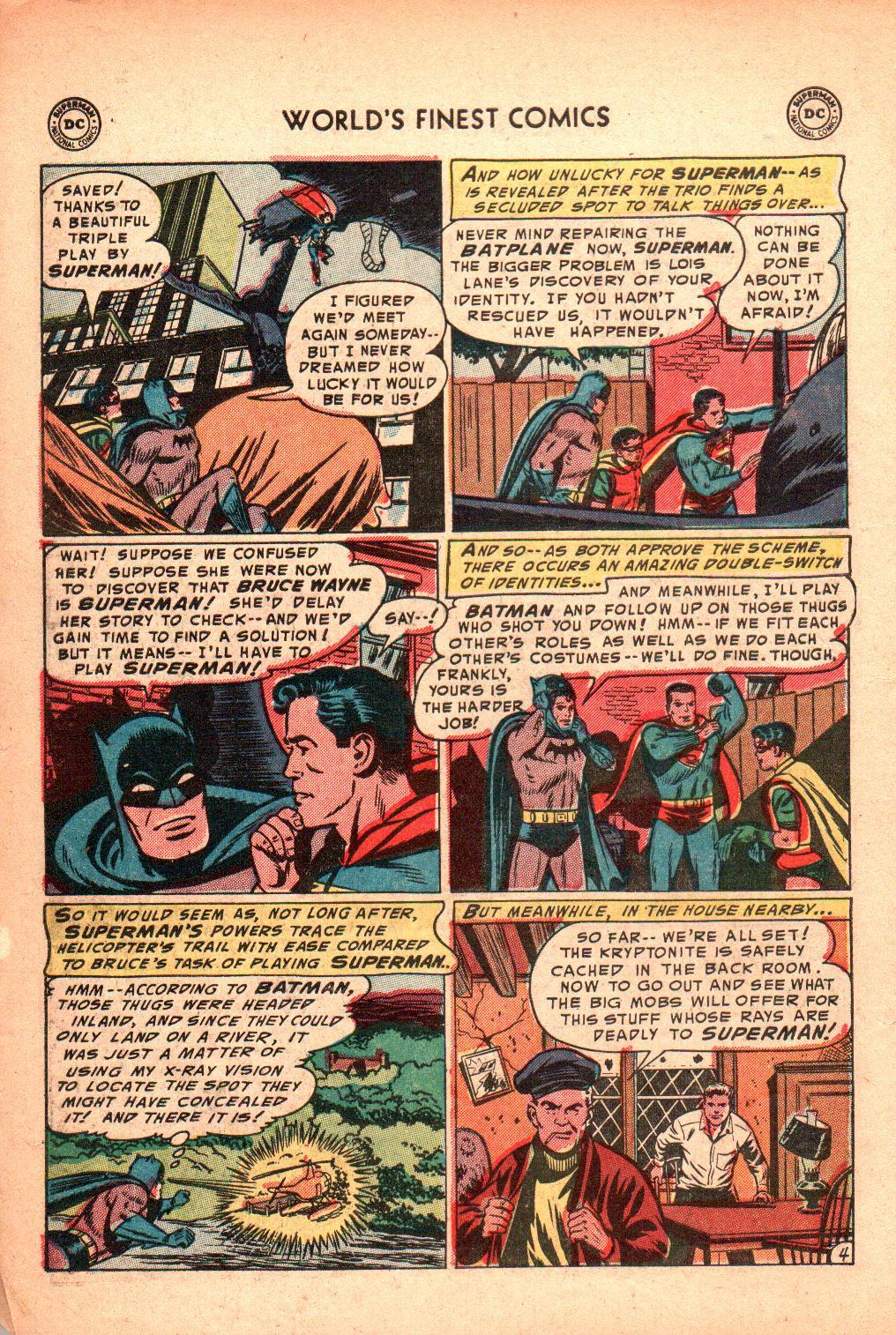 Read online World's Finest Comics comic -  Issue #71 - 8