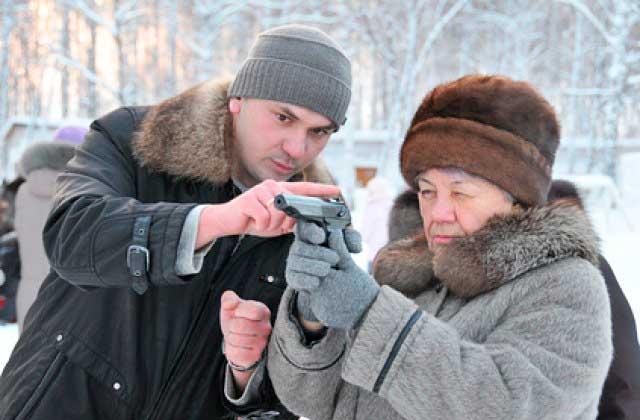 Оружие возвращают Сергиев Посад