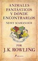 """Reseña de """"Animales fantásticos y donde encontrarlos"""" - J. K. Rowling"""