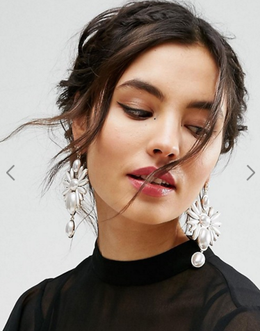 8 fabulous things i want now that its payday as clueless as cher earrings are causing a stir in the fashion biz and the rules are basicially either 1 massive chandelier type or 2 just one earring mozeypictures Image collections