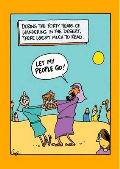 christian humor funny jokes church cartoons bible passover memes catholic hilarious reading religious joke humorous comics pun desert cute then