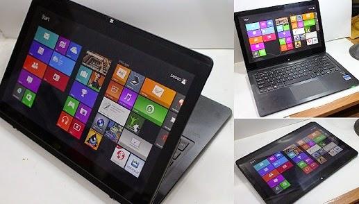 Jual Laptop Bekas  Sony Vaio Fit 13a SVF13n12SGB