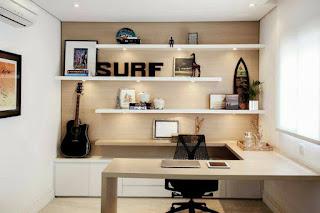 oficina de estudio musical