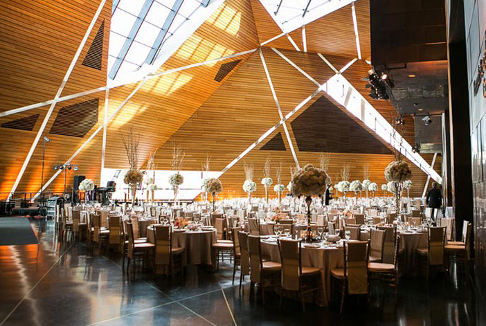 Mcnamara Alumni Center Wedding Venue