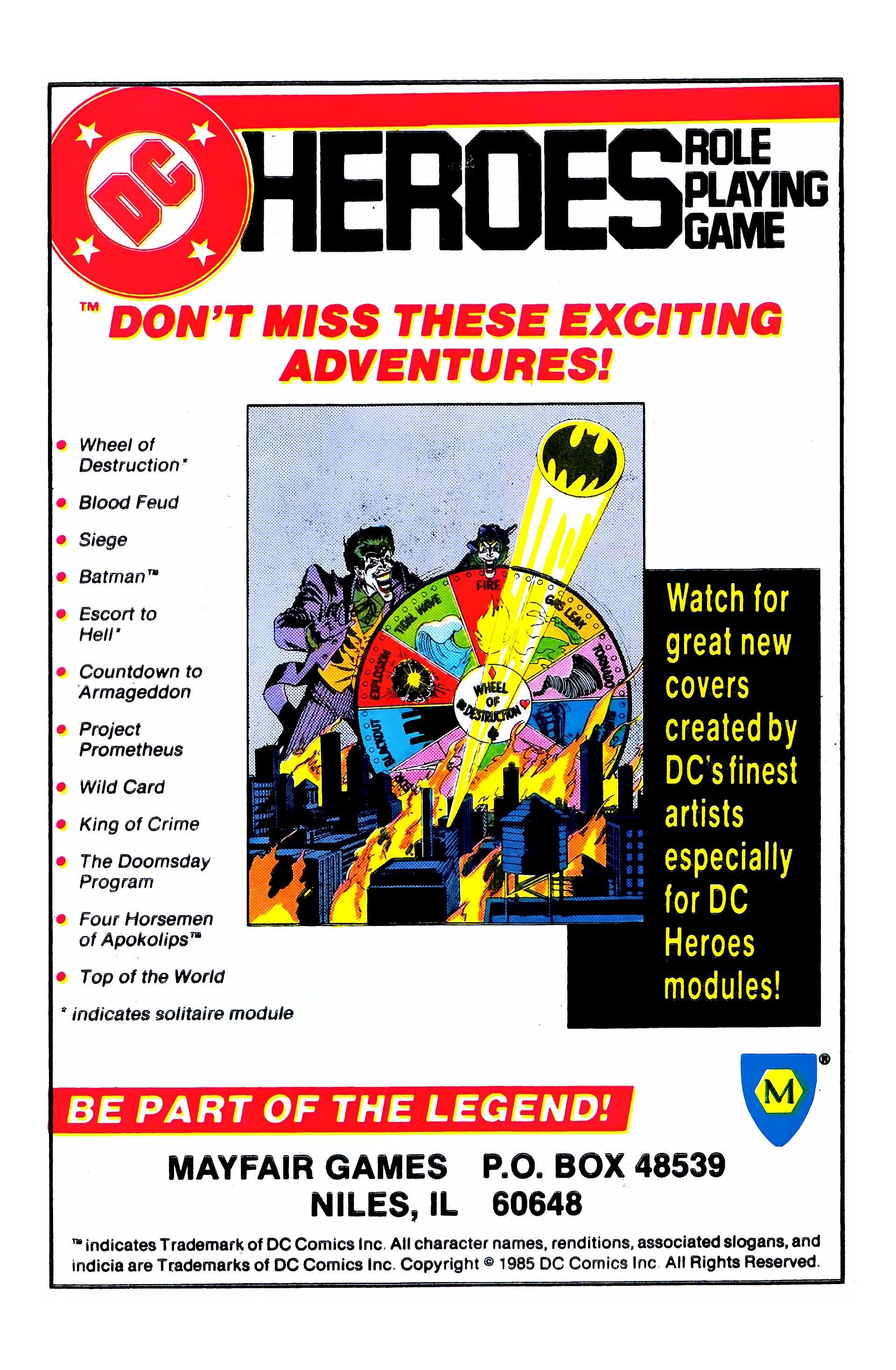 Read online Secret Origins (1986) comic -  Issue #2 - 7