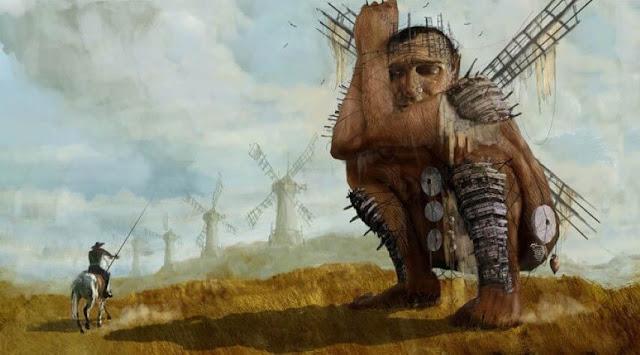 Trailer de 'El Hombre que Mató a Don Quijote', el proyecto maldito de Terry Gilliam