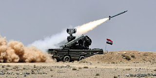 Syrian Air Defenses Intercepted 71 Cruise Missile