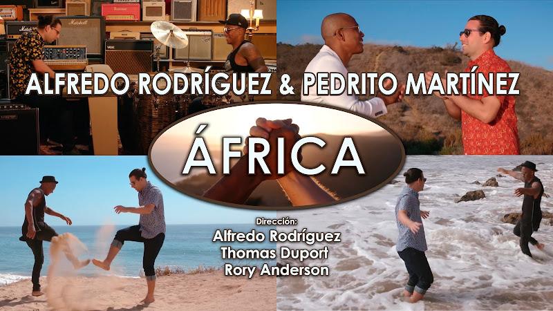 Alfredo Rodríguez & Pedrito Martínez - ¨África¨ - Dirección: Alfredo Rodríguez - Thomas Duport - Rory Anderson. Portal del Vídeo Clip Cubano