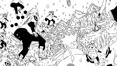 Naruto Manga 685