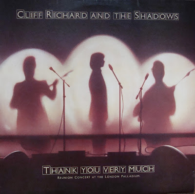 Cliff Richard & The Shadows - Thank You Very Much (1978)