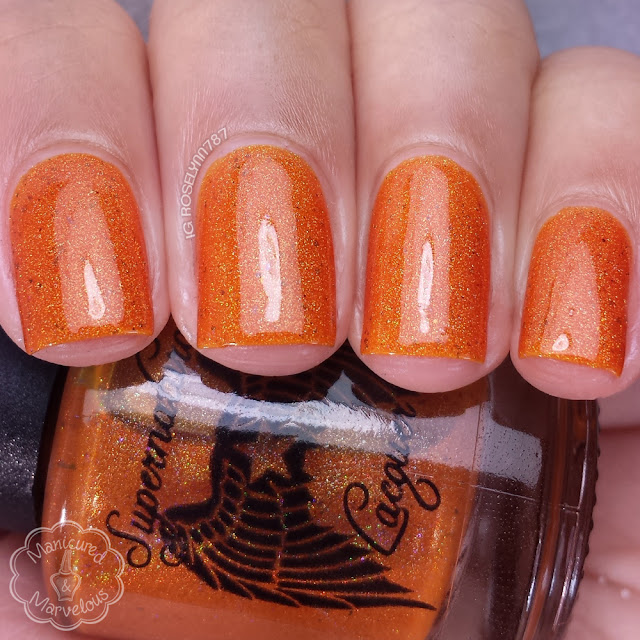 Supernatural Lacquer - Pumpkin Head