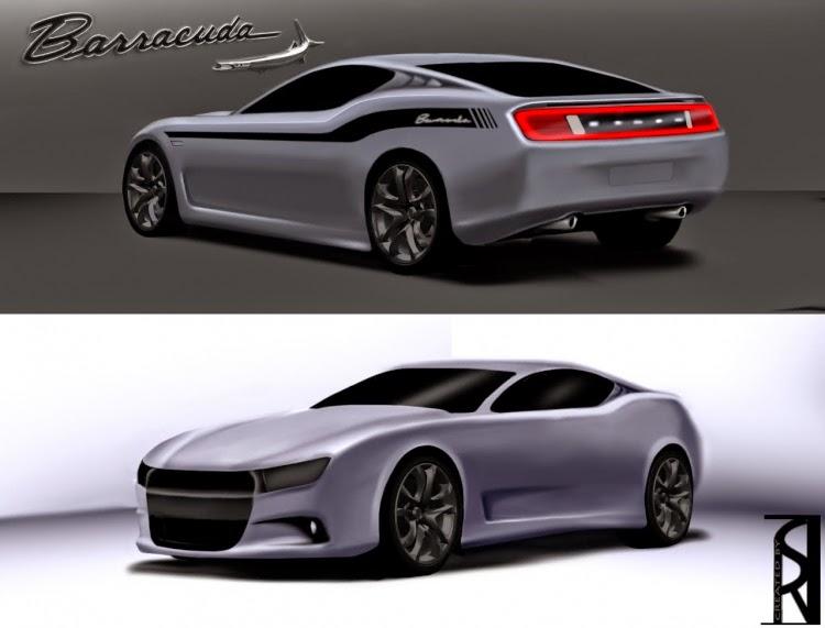 2016 Dodge Barracuda >> Car Statement 2016 Dodge Barracuda