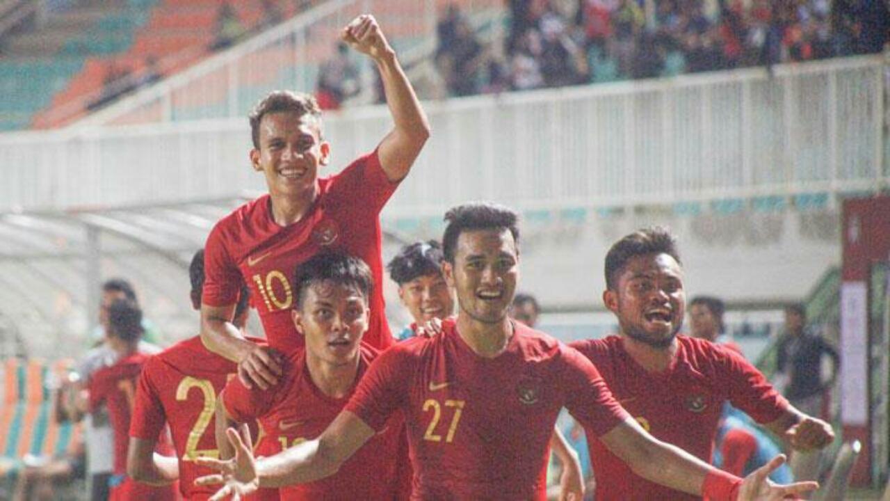 Jadwal Timnas Indonesia U-22 di SEA GAMES 2019