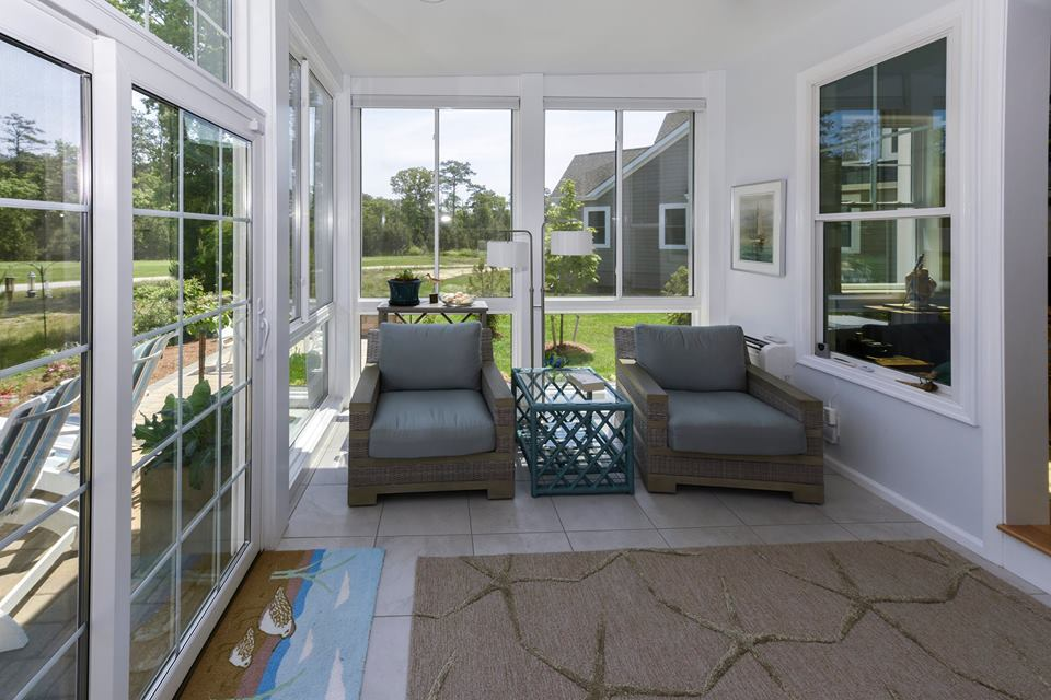 Looking To Increase The Value And Comfort Of Your Home Here Are 7 Ways A Sunroom Addition Can Bring Eal