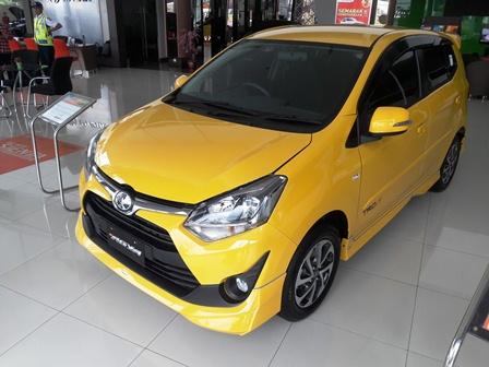 Promo Mobil Harga Murah Toyota Agya 2018