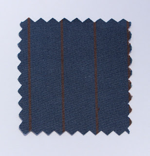 10th Doctor blue suit fabric (screen-used)