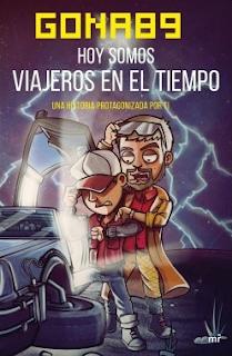 libros de youtubers para jóvenes Hoy somos de Gona89