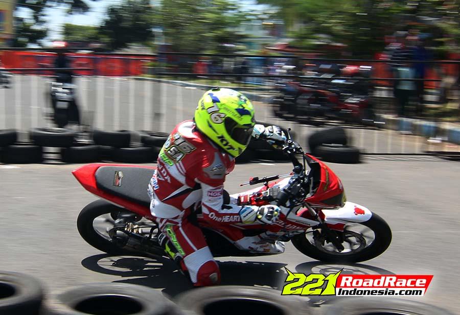 QTT Motoprix Malang 2016, Sonic Pasukan Honda Sidrap Tak Tersentuh Lawan