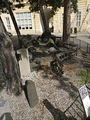 Una escapada a Viena: jardín japonés en la universidad