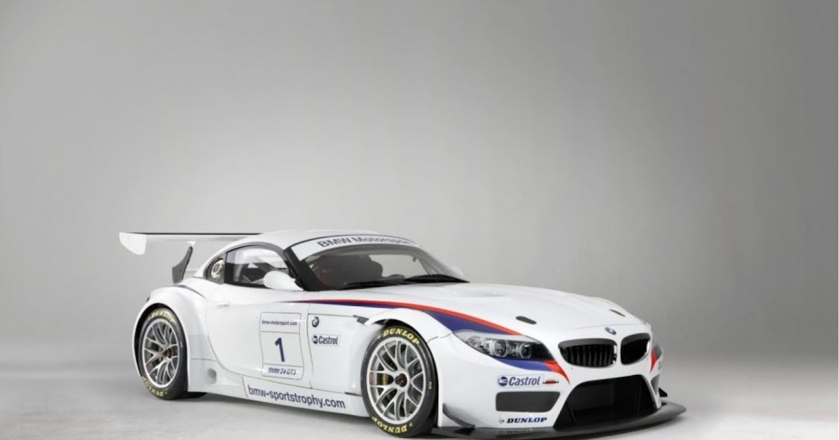 All Cars Nz 2013 Bmw Z4 Gte Alms