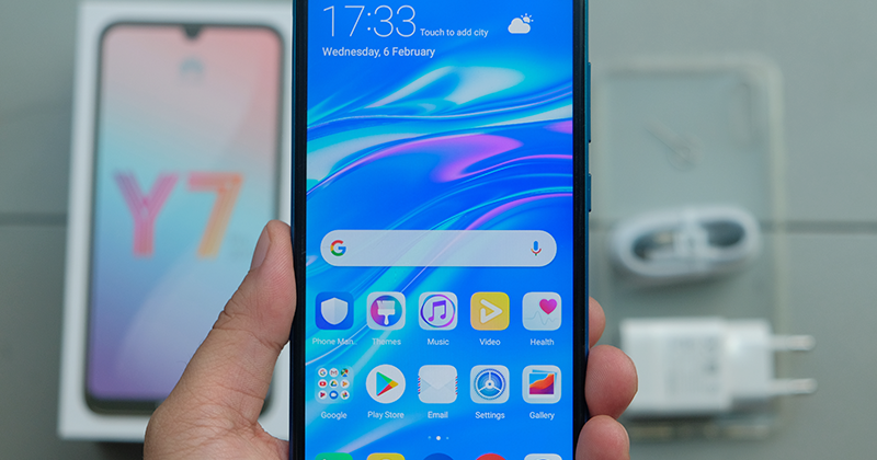Huawei Y7 Pro 2019 Review - Stylish Under PHP 10K Contender